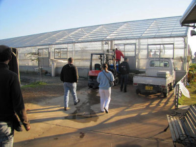La ferme de Marudo