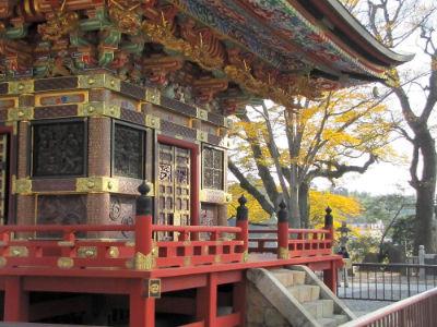 Un des temples du Shinshoji