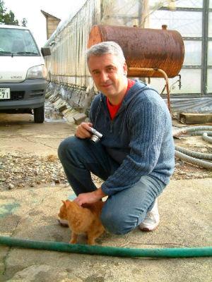Le chat de Oofuchi