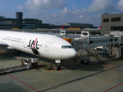 L'avion du retour