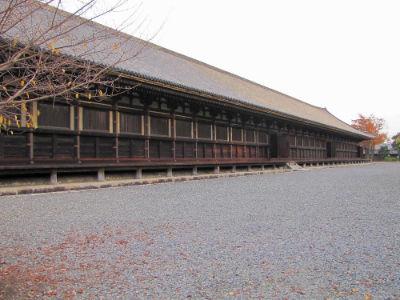 Le temple de Sanjusangen-do