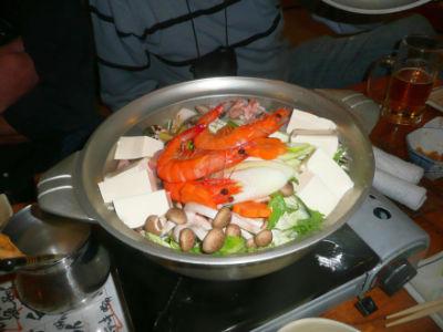 La fondue Japonaise