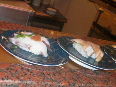 Assiettes de Shusi