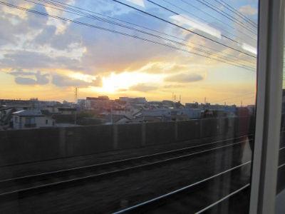 Le soir sur Tokio