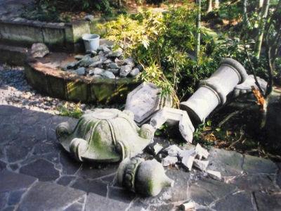Le tremblement de terre de 2005