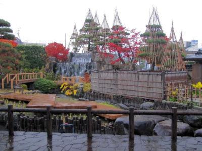 Le jardin du musée 1