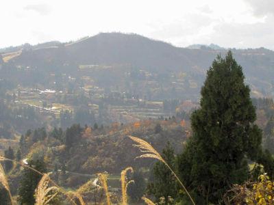 Les montagnes du Mushigame