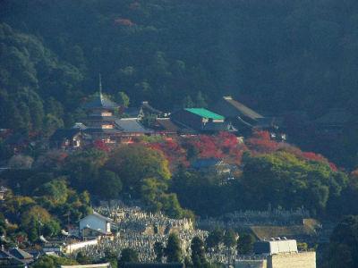 Le temple de Kiyomizu