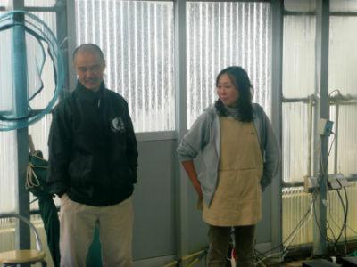 Torazo et sa femme