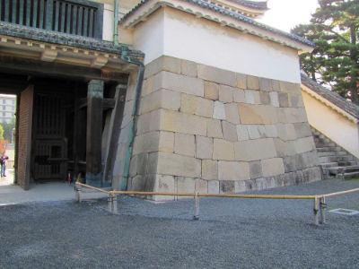 La muraille extérieur