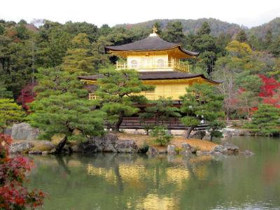 Le temple de Rokuon-Ji